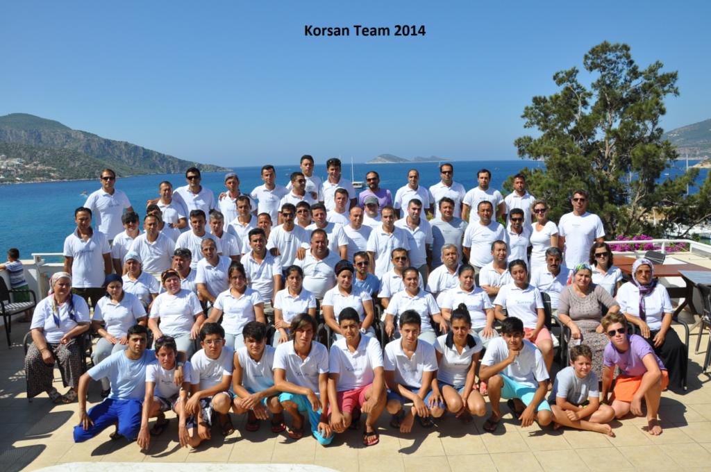 Korsan-Team-2014