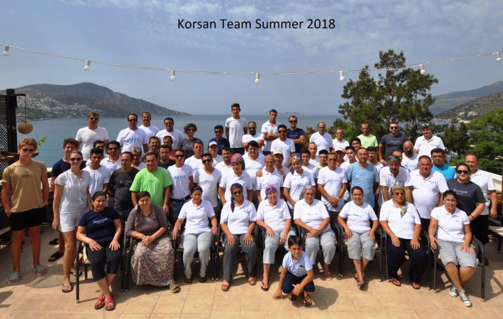 Korsan-Team-Summer-2018